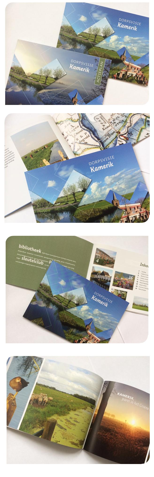 Brochure Dorpsvisie Dorpsplatform